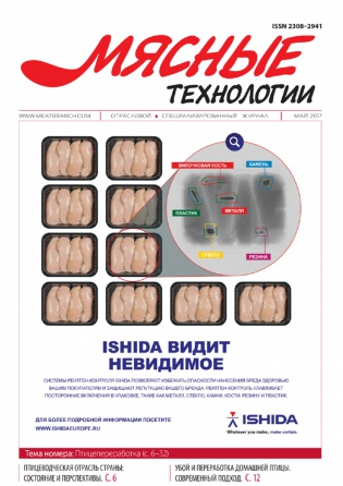 Электронное издание Мясные технологии